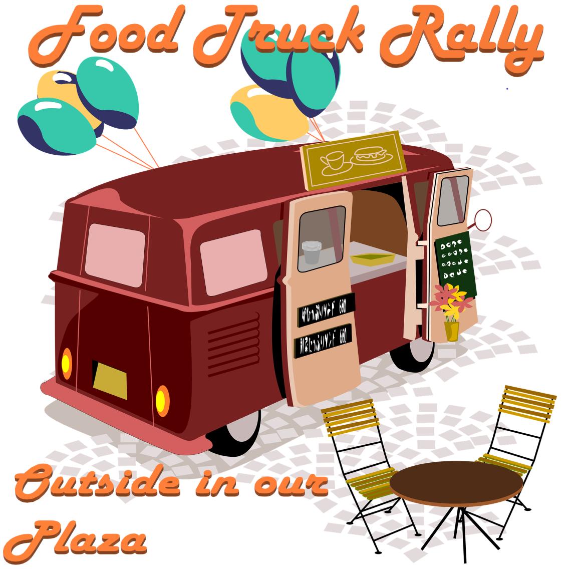 food trucker 3d